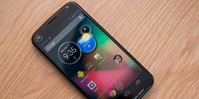 Motorola belooft 'aanpasbare' Moto X-smartphone