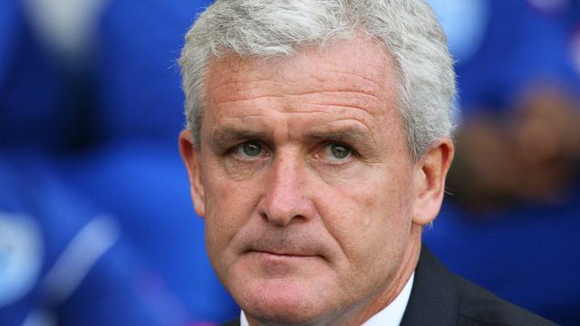 Hughes nieuwe manager Stoke City