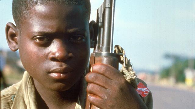 Kindsoldaten Centraal-Afrikaanse Republiek vrijgelaten