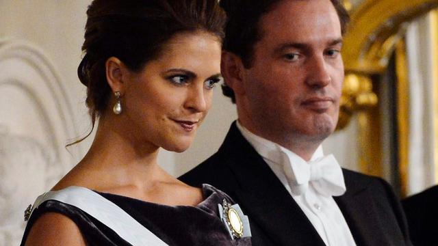 Geen Oranjes bij huwelijk Zweedse Madeleine