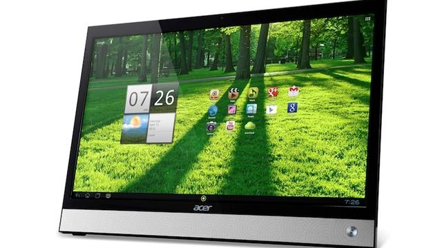 'Acer werkt aan all-in-one pc met Android'