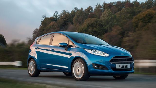 Ford Fiesta Style moet actiemodel worden