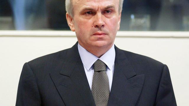 Baas geheime dienst Milosevic vrijgesproken