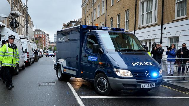 Verdachte moord Londen voor rechter