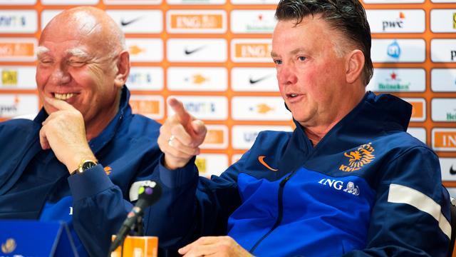 Van Gaal zaterdag op tribune bij Jong Oranje