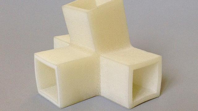 Nieuw materiaal maakt flexibel 3D-printen mogelijk