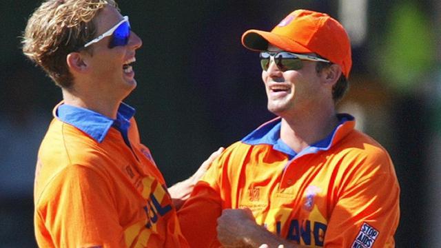 Van Bunge: 'Fantastische dag voor het cricket'