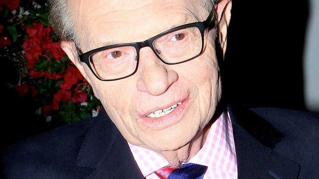 Larry King niet exclusief voor Russische zender