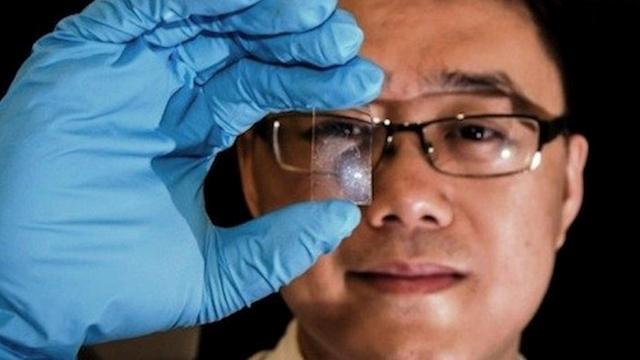 'Nieuwe camerasensors van grafeen duizend keer gevoeliger'