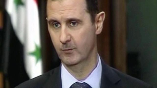 'Beeld van volhouder Assad begint te kantelen'