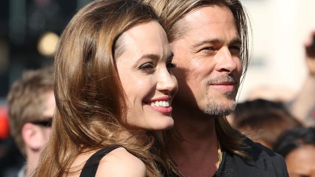 Angelina Jolie terug op rode loper