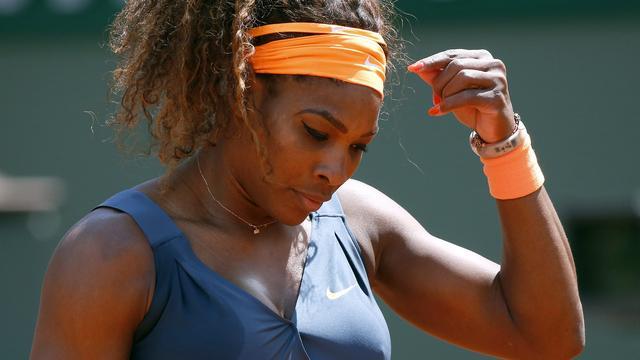 Williams bereikt kwartfinales Roland Garros en treft Koeznetsova