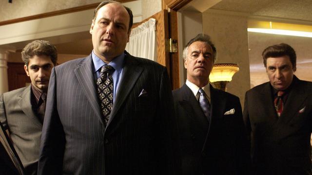 'Sopranos best geschreven tv-serie ooit'
