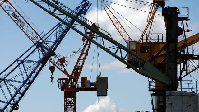 'Duitse economie stagneert door Oekraïne'