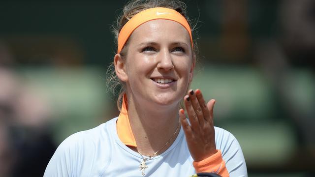 Azarenka moeiteloos naar kwartfinales Roland Garros