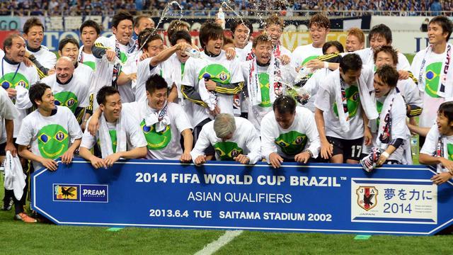 Japan stelt deelname aan WK veilig