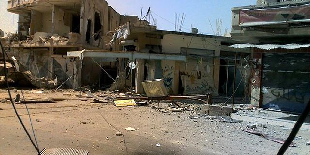 Doden bij luchtaanval Syrië