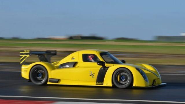 Meer informatie over Radical RXC: Mustang V6