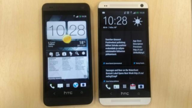 'Foto's van HTC One mini gelekt'