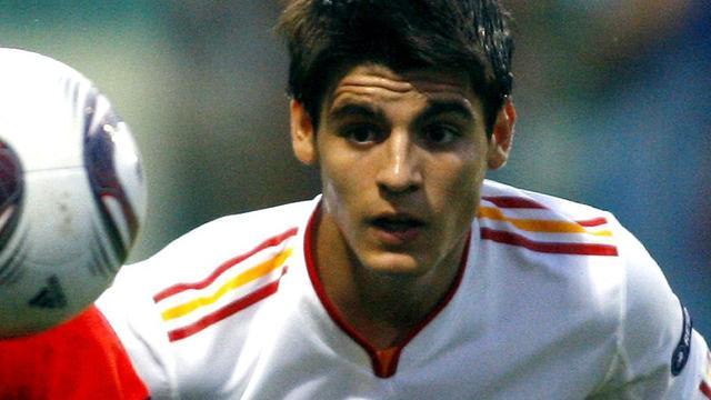 Jong Spanje begint met zege aan EK onder-21