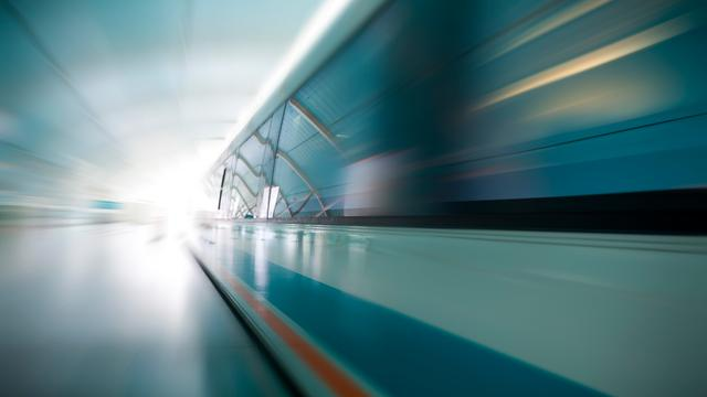 Snelste passagierstrein ter wereld getest in Japan