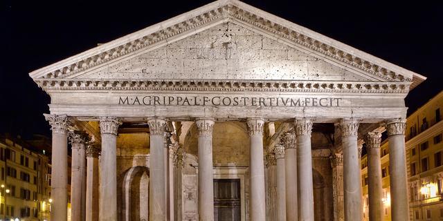 'Beton van Romeinen superieur aan moderne variant'