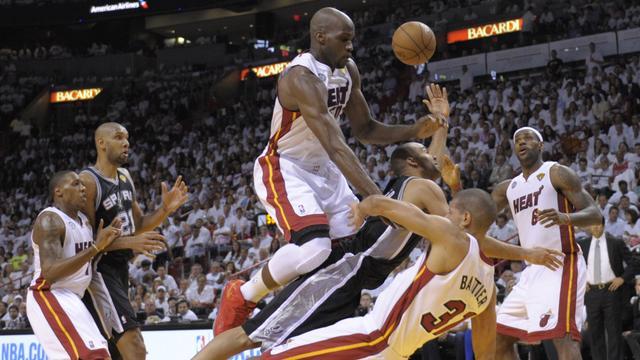 Zege Spurs op Heat in eerste duel NBA-finale