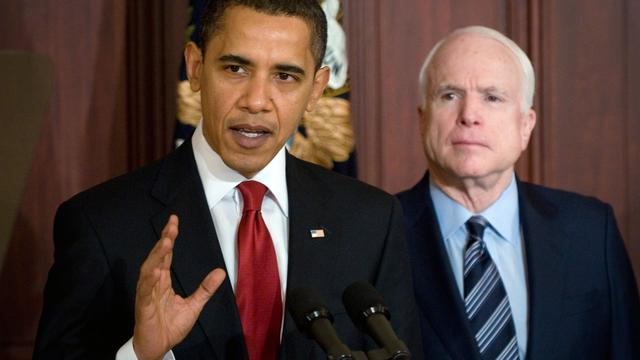'China hackte Obama en McCain tijdens campagne'