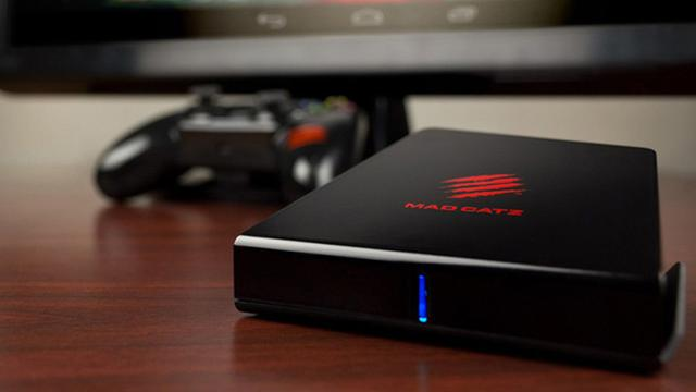 Mad Catz kondigt Android-gameconsole aan