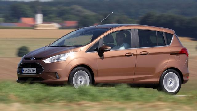 Ford komt met B-Max Style