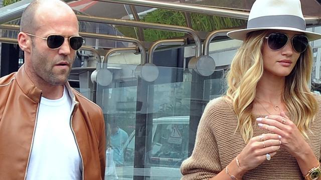 Rosie Huntington-Whiteley en Jason Statham ouders geworden van zoon