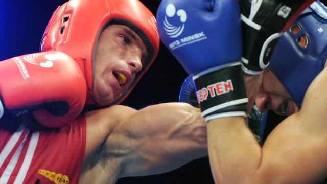 Bokser Müllenberg strandt in kwartfinale op Europese Spelen