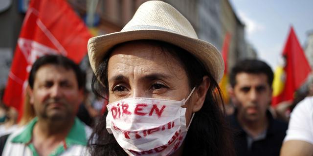 'Turkije moet democratie respecteren'