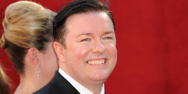 Ricky Gervais maakt film rond The Office-karakter