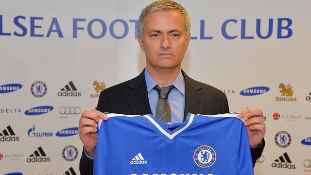 Mourinho: 'Ben de happy one'