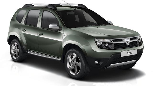 'Dacia Duster ook als Nissan'