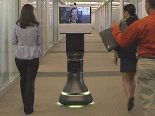 iRobot en Cisco maken 'slimme' telepresence-robot