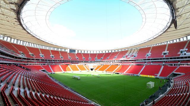 FIFA roept Brazilianen op om kaarten te innen