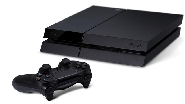 Sony toont Playstation 4