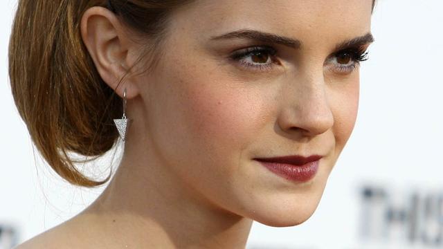 Emma Watson wil theater in na afstuderen