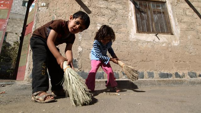 'Zeker tien miljoen kinderen uitgebuit in huishoudens'