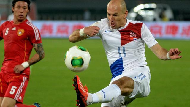 Oranje speelt in 2014 oefeninterland tegen Frankrijk