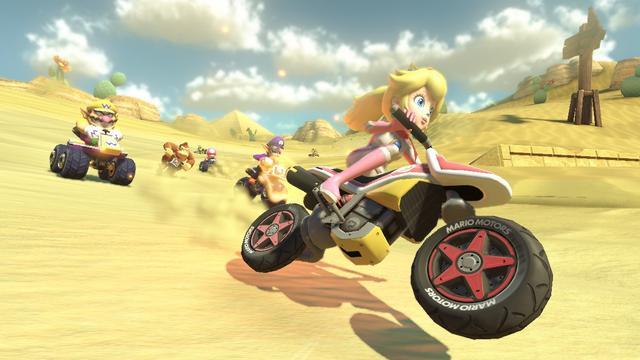 Mobiele game Mario Kart Tour uitgesteld