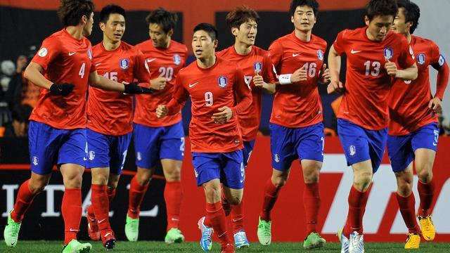 Zuid-Korea bijna zeker van WK
