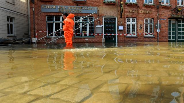 Nieuwe evacuaties om overstromingen Duitsland