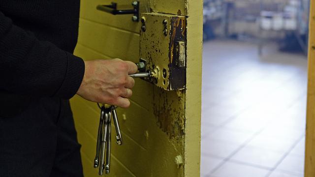 'Geen apart regime voor bejaarde gevangene'