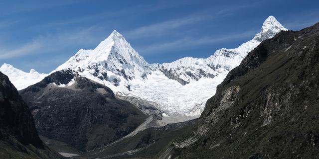 Andesgebergte verloor helft van ijskappen in afgelopen veertig jaar