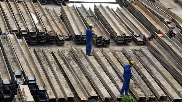 EU klaagt over Chinese heffing stalen buizen