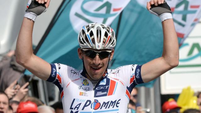 Martinez beste in eerste etappe Route du Sud