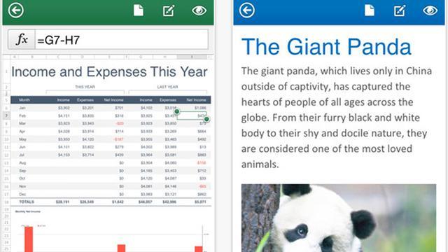 Microsoft lanceert eerste Office-app voor iPhone